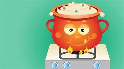 Porridge Pease Rhyme Nursery Rhymes Goose Mother