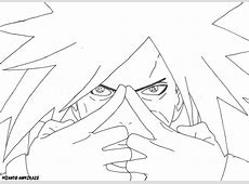 Madara Uchiha by 4thminatonamikaze on DeviantArt