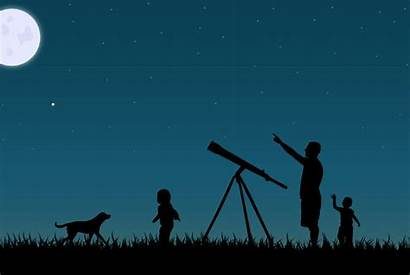 Stargazing Gazing Astronomia Shutterstock Backyard Fantasy Stars