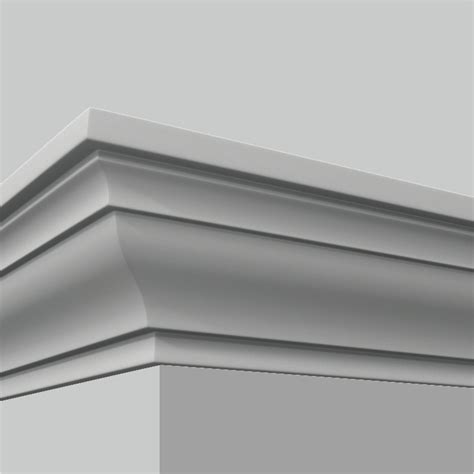 Polyurethane Crown Molding by Polyurethane Crown Molding On Kitchen Cabinets Custom
