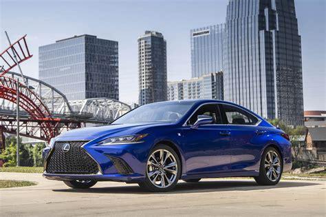 A Week With: 2020 Lexus ES 350 F Sport   The Detroit Bureau