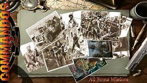 Commandos 2 - HD Remaster, bonus, locations Guide