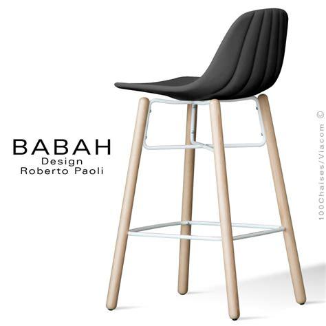 assise de tabouret de cuisine tabouret de cuisine design babah wood 65 pieds bois