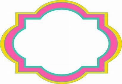 Label Decorative Clip Clipart Clker Vector Cliparts