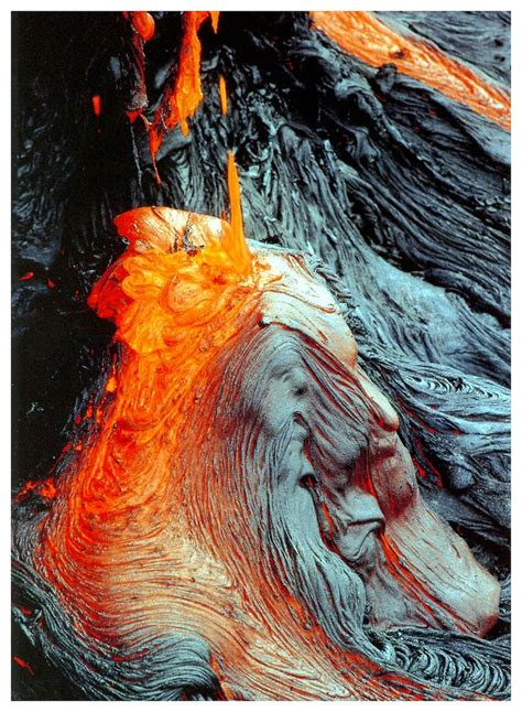 lava flow in hawaii nature pinterest
