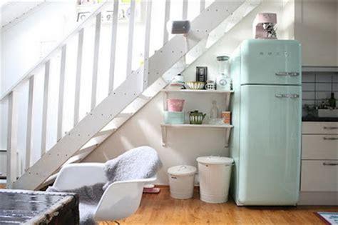 electrodomesticos retro  una cocina vintage decorar