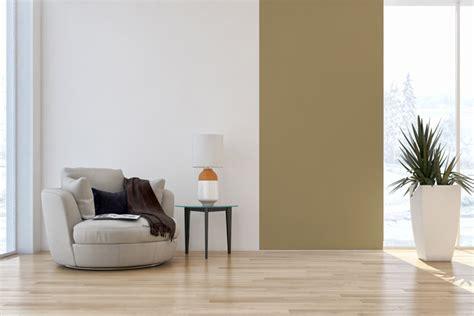 Wand Zweifarbig Streichen Ideen by Zweifarbige W 228 Nde Ideen Zum Streichen Tapezieren