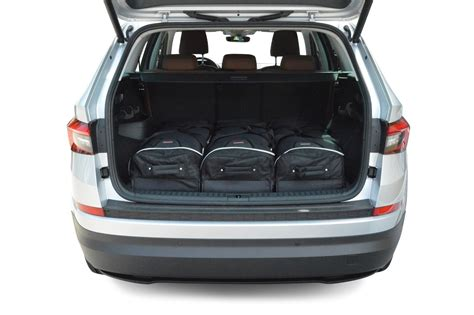 skoda kodiaq bestellen skoda kodiaq 5 zits autotassen op maat car parts expert