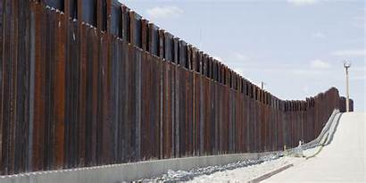 Border Wall Mexico Walls Building Fence America