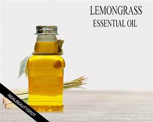 Benefits and uses of lemongrass essential oil for beauty ...