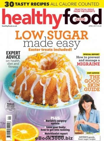 guide cuisine magazine healthy food guide magazine uk pdf