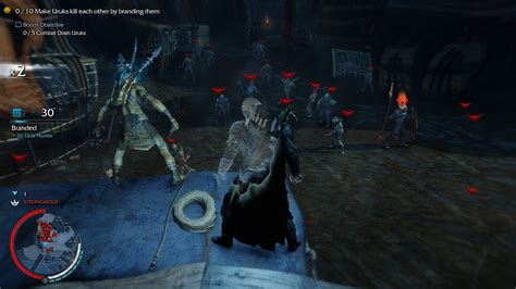 middle earth shadow  mordor sword legends guide