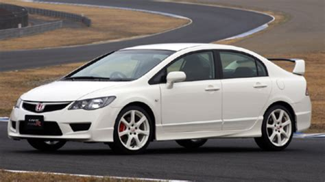 Civic Type R Japan by Honda Launches The Civic Type R Sedan In Japan Autoblog
