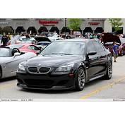 Black E60 BMW M5  BenLevycom