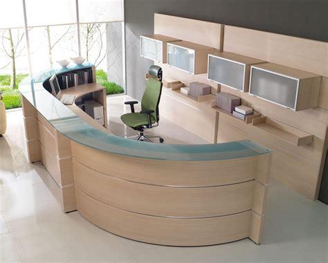 front desk reception furniture ergonomic reception area interior design for professional
