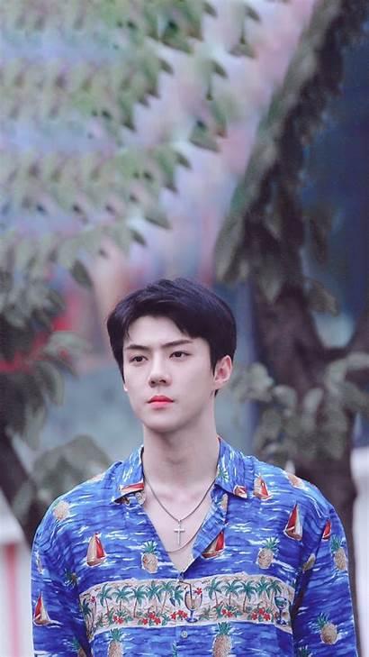 Exo Sehun Wallpapers Backgrounds Wallpaperaccess Baekhyun