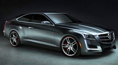 2018 Cadillac Cts V Coupe Top Auto Magazine