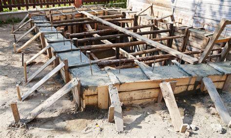 schalung fuer beton tipps hinweise heimwerkertricksnet