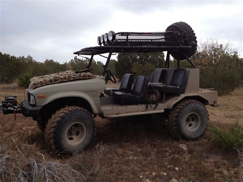 Custom Hunting Vehicles Vehicle Ideas
