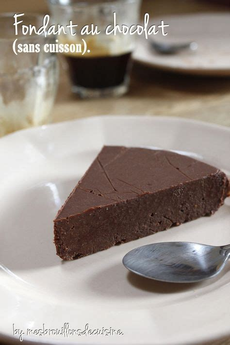 25 best ideas about gateau chocolat sans cuisson on