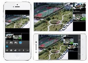 Comment Installer Camera De Surveillance Exterieur : dome ptz de vid o surveillance sans fil wifi 2 4megapixels ~ Premium-room.com Idées de Décoration