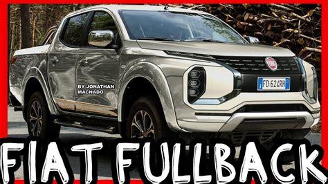 New Fiat 2020 by Photoshop New 2020 Fiat Fullback New 2020 Mitsubishi