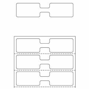 full adhesive jewelry tags printable jewelry labels With jewelry labels template
