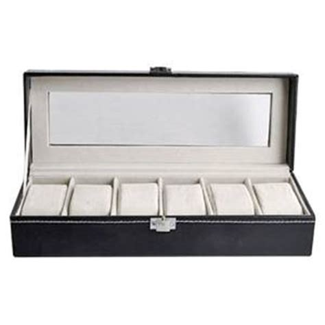 boite pour ranger les montres id 233 es cadeaux pour un de montre