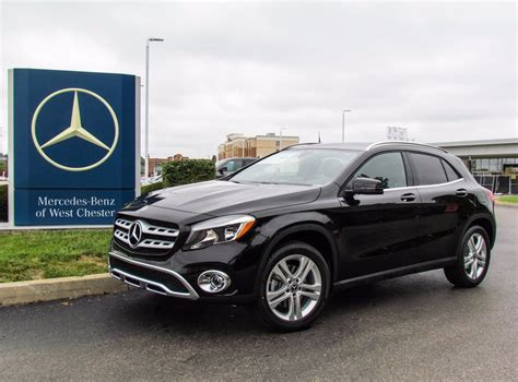 8,518 vehicles starting at $17,900. Stock#: W17052 New 2018 Mercedes-Benz GLA GLA 250 4MATIC® SUV in West Chester