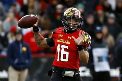 Maryland Football Michigan Half Brand Ryan College