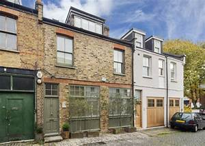 Three of the best mews houses on the market in north