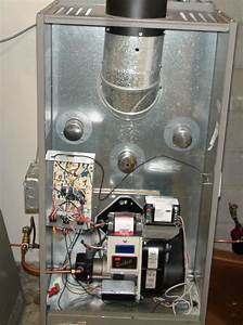 Annual Service Of An Oil Furnace