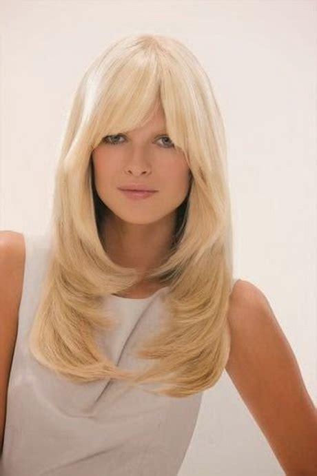 coupe de cheveux longs femme