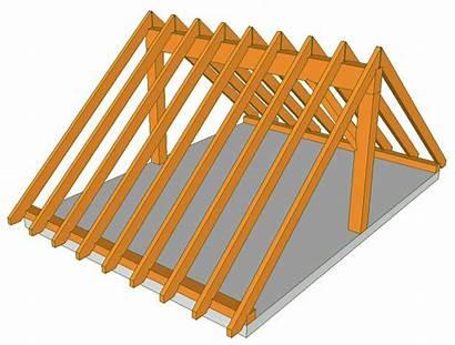Bauen Selber Dachgauben Gaube Satteldach Baubeaver