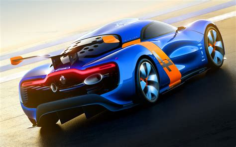 Renault Alpine A110 50 Concept 2 Wallpaper