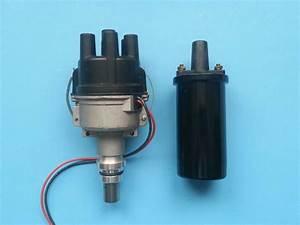 Electronic Distributor Flat Head Continental F226 F227