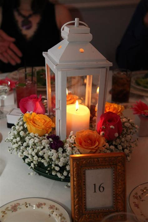40 Best 25th Anniversary Centerpiece Ideas Images On