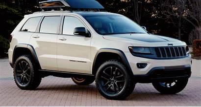 Jeep Cherokee Mopar Grand Huge Trail Warrior