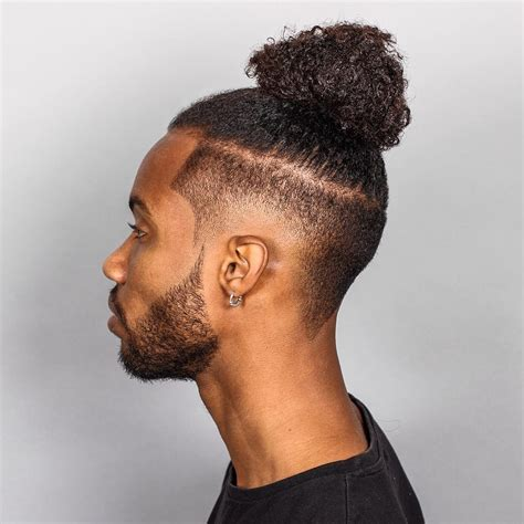 top knot man bun   top knot hairstyles