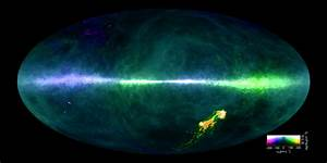 Scientists Have Made A Detailed Map Of The Milky Way
