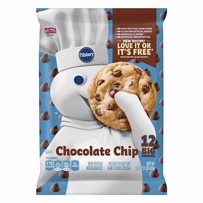 Pillsbury Cookies Chip Chocolate Bake Ready Walmart