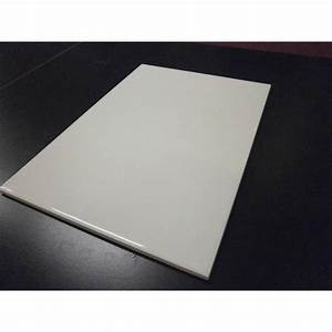 Carrelage Blanc Mat : 30x60 faience blanc mat ~ Melissatoandfro.com Idées de Décoration