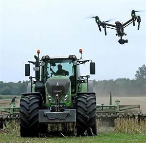 Drohne Auf Rechnung : landwirtschaft 4 0 mit drohnen sollen bauern ihren acker besser bestellen k nnen welt ~ Themetempest.com Abrechnung