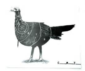 Turkey Shoot Targets Printable