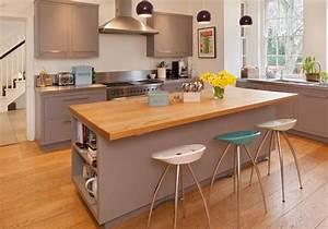 Meuble De Maison : cuisine meuble bois deco maison moderne ~ Teatrodelosmanantiales.com Idées de Décoration