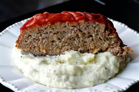 You'll have to agree once you taste her meatloaf. Grandma's Old Fashioned Meatloaf