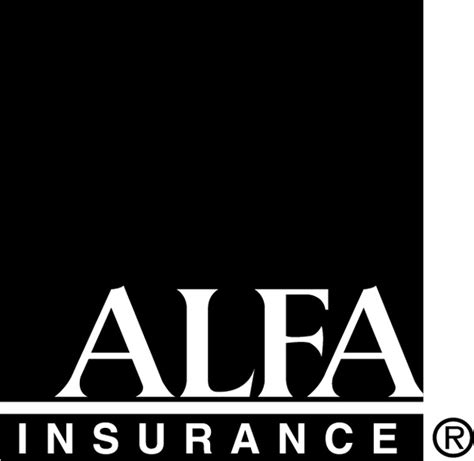 alfa insurance   vector  encapsulated postscript