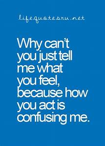 Confused Quotes About Life. QuotesGram