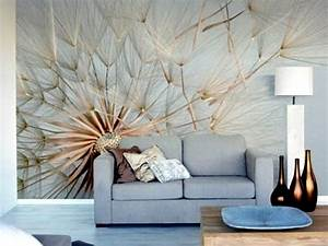 Creative ideas for the design of wall in living