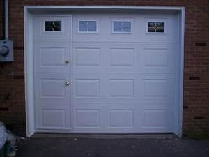 portesmgcom portes de garage montreal 514 894 3553 With porte de garage avec porte pieton